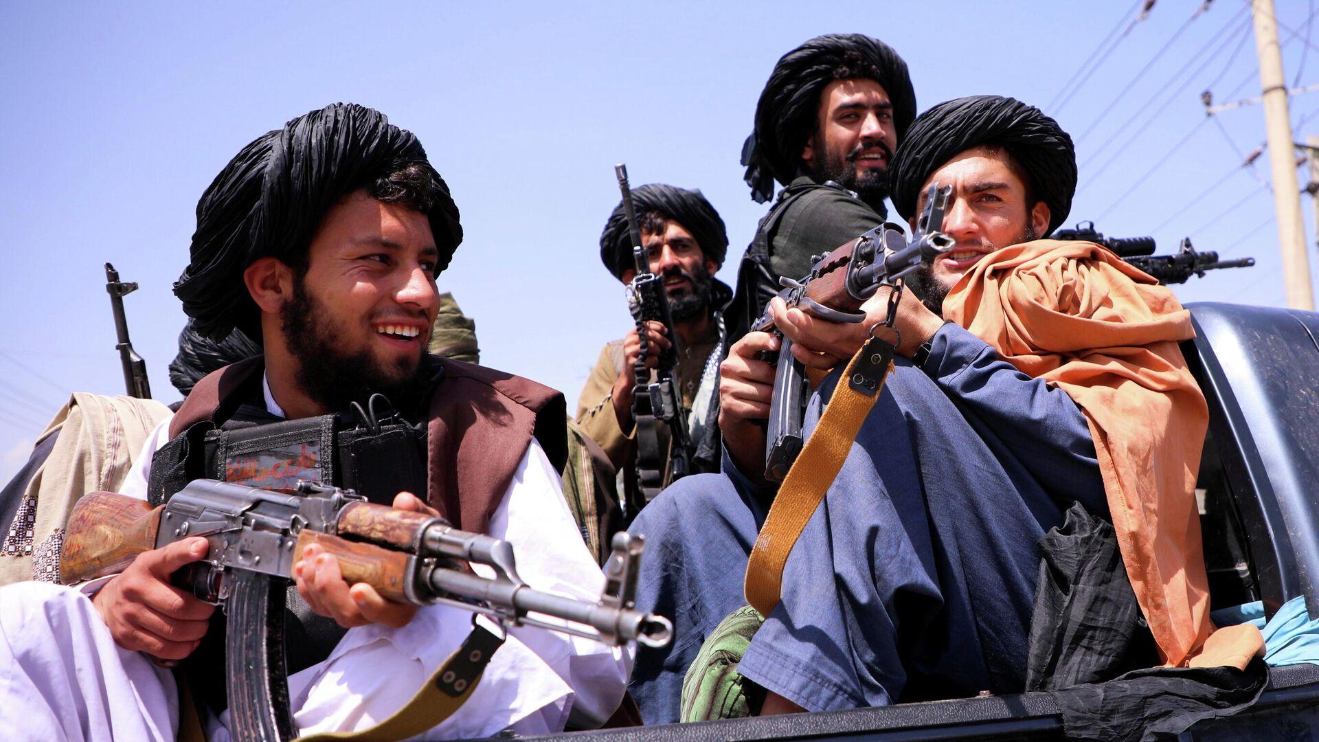 Los talibanes - Sputnik Mundo, 1920, 04.09.2021