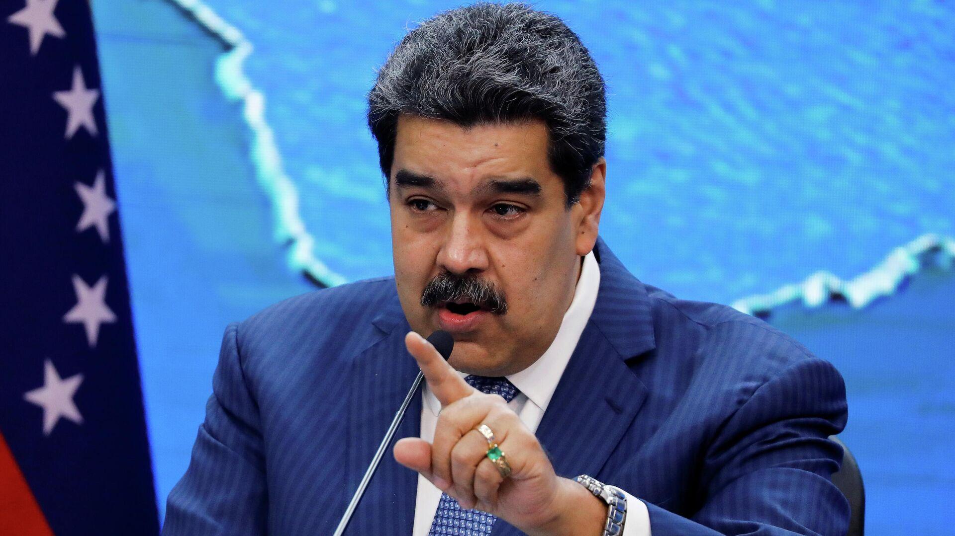Nicolás Maduro, presidente de Venezuela - Sputnik Mundo, 1920, 05.09.2021