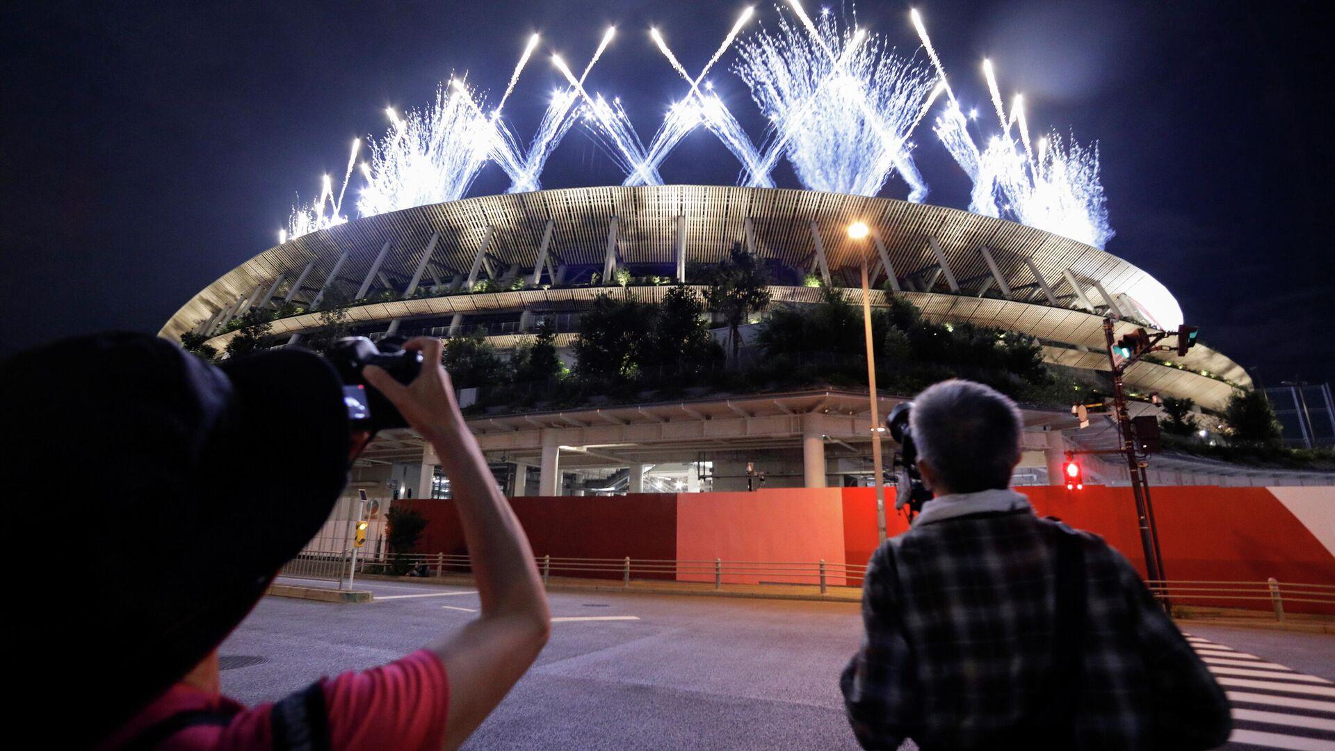 La ceremonia de clausura de los Juegos Paralímpicos de Tokio 2020, el 5 de septiembre de 2021 - Sputnik Mundo, 1920, 05.09.2021