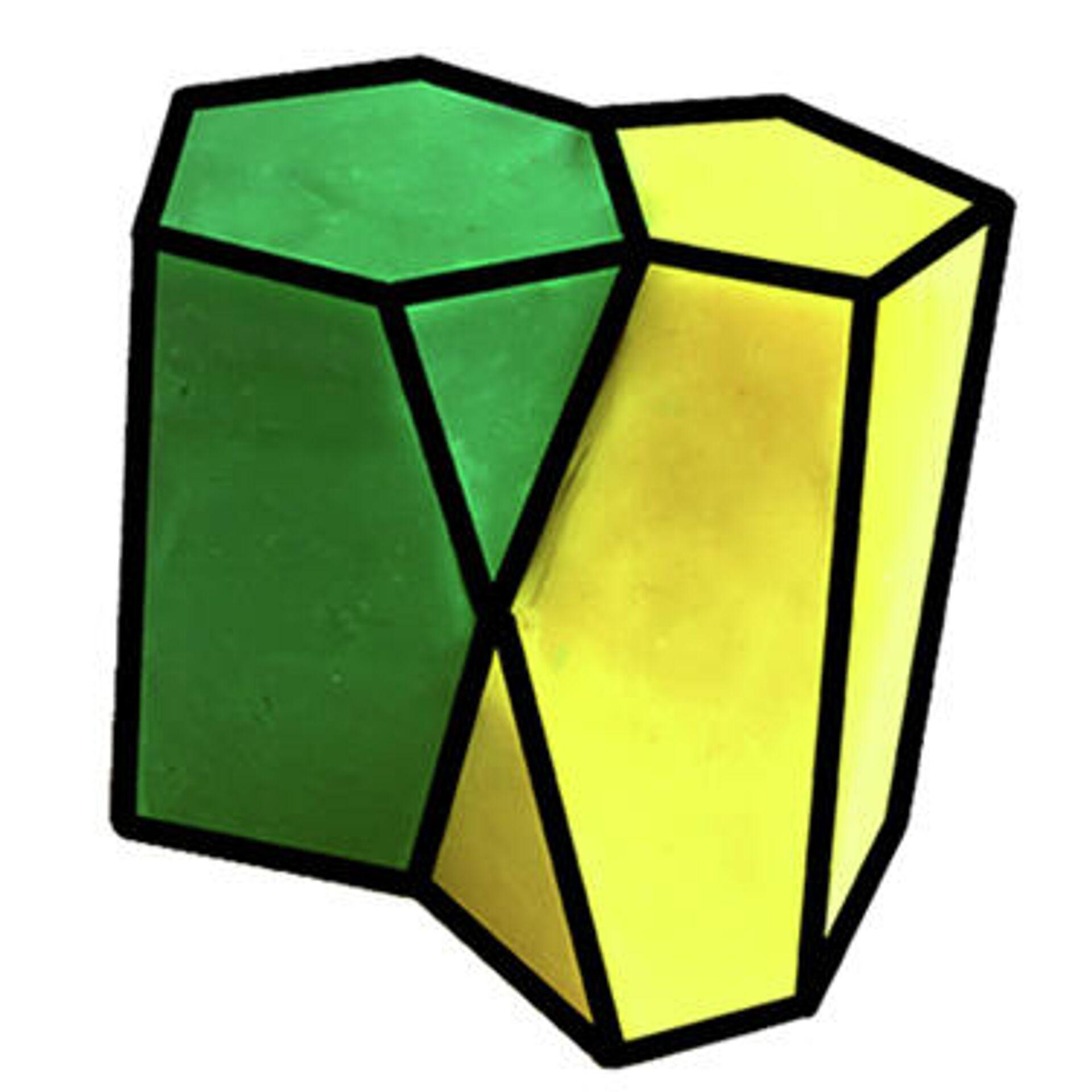 Escutoides, la nueva forma geométrica descubierta en 2018 - Sputnik Mundo, 1920, 06.09.2021