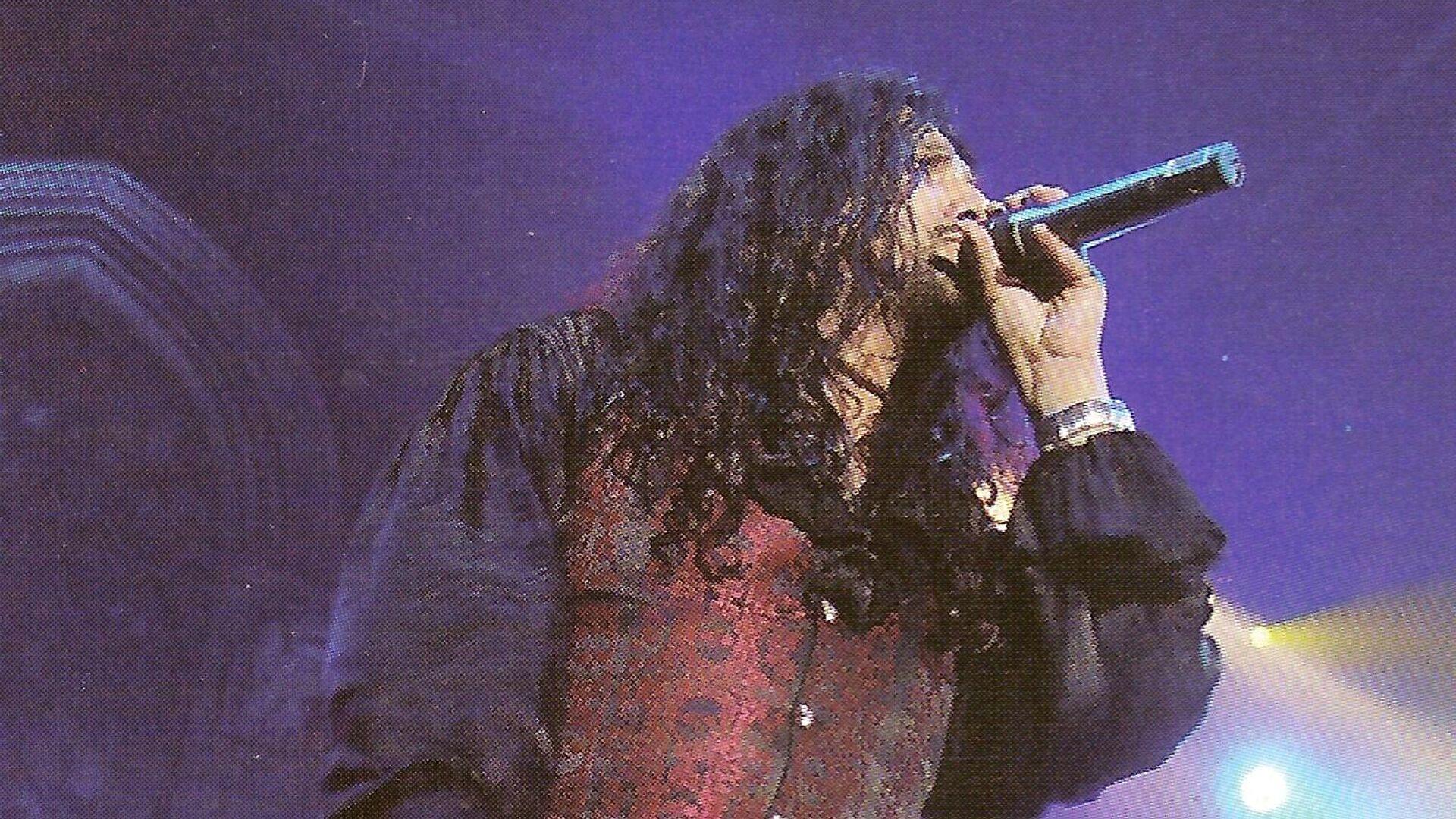 José Andrëa en un concierto de Mägo de Oz en Albacete en 2006 - Sputnik Mundo, 1920, 06.09.2021