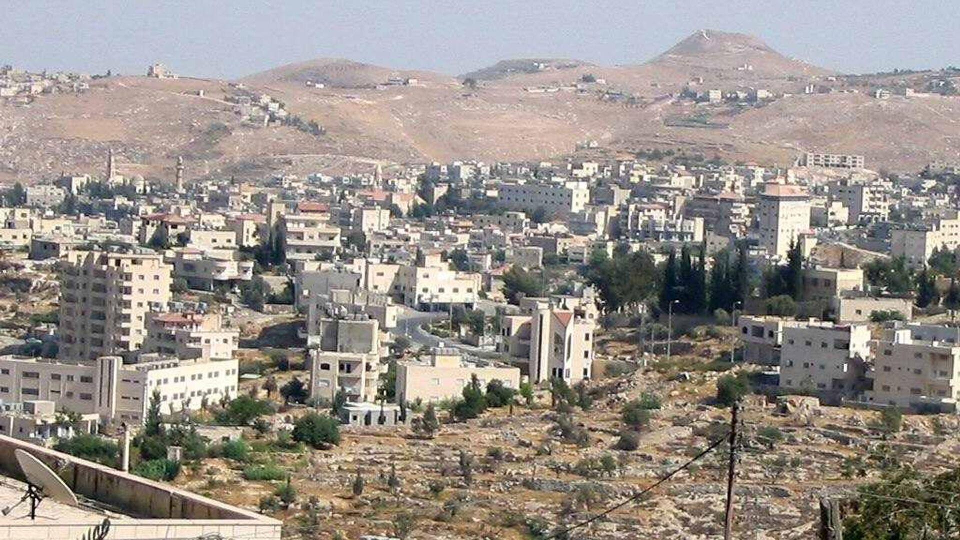Beit Sahour, Palestina - Sputnik Mundo, 1920, 07.09.2021
