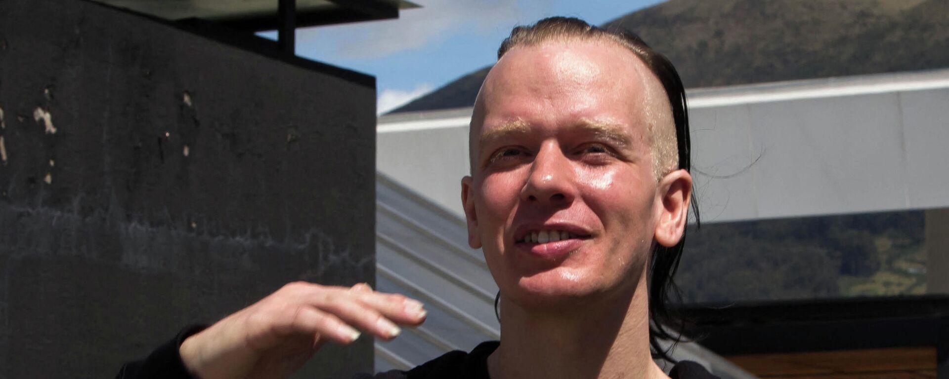 Ola Bini , desarrollador de software sueco  - Sputnik Mundo, 1920, 08.09.2021