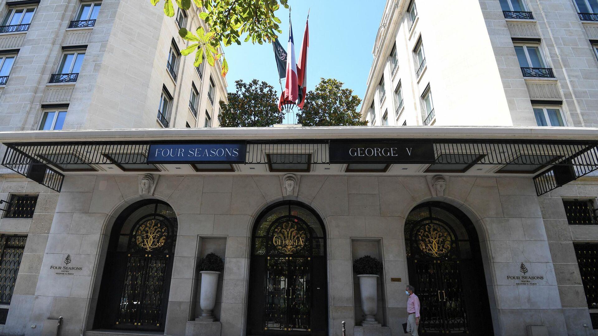 Hotel Four Seasons en París, Francia - Sputnik Mundo, 1920, 09.09.2021