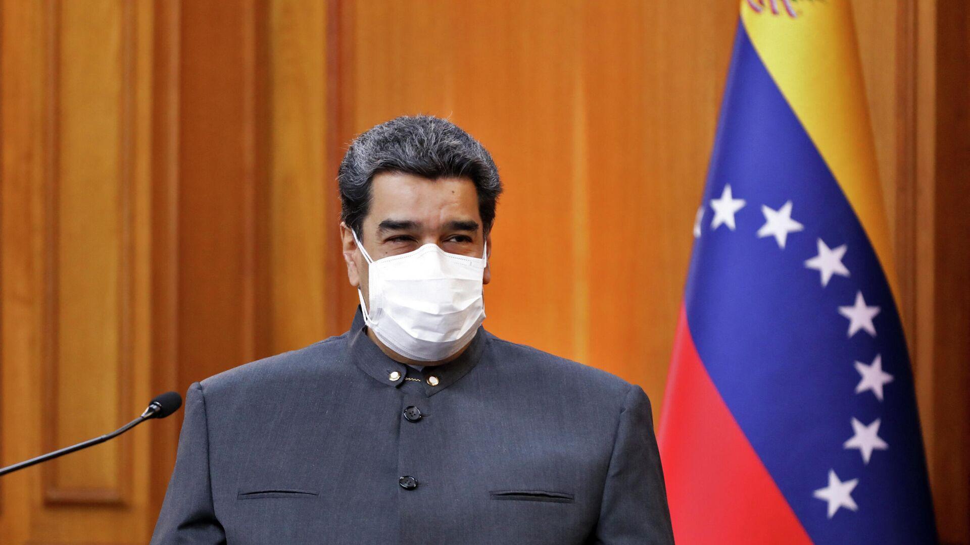 Nicolás Maduro, presidente de Venezuela - Sputnik Mundo, 1920, 09.09.2021
