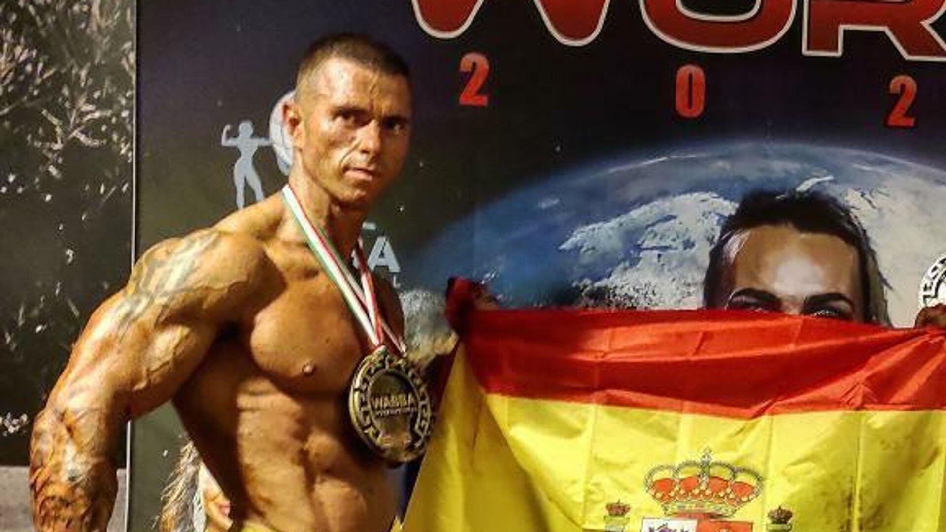 Miguel Seijo ha ganado el oro en el Mr y Miss World 2021 en Perugia, Italia - Sputnik Mundo, 1920, 10.09.2021