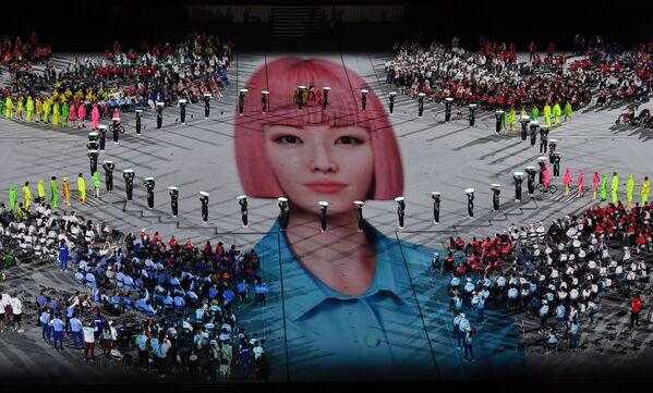 La ceremonia de clausura de los XVI Juegos Paralímpicos de Tokio. - Sputnik Mundo