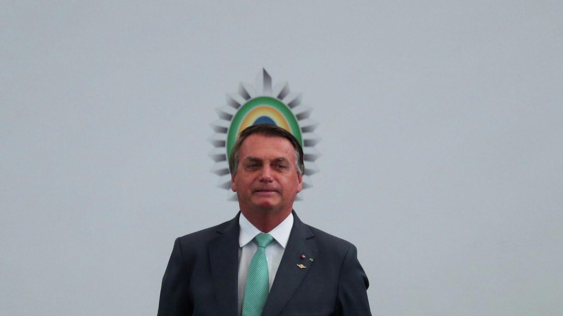 Jair Bolsonaro, presidente de Brasil - Sputnik Mundo, 1920, 10.09.2021