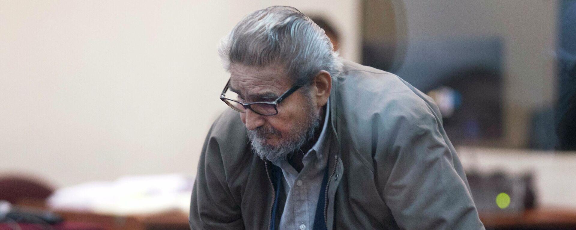 Abimael Guzmán, líder de la organización terrorista peruana Sendero Luminoso  - Sputnik Mundo, 1920, 11.09.2021