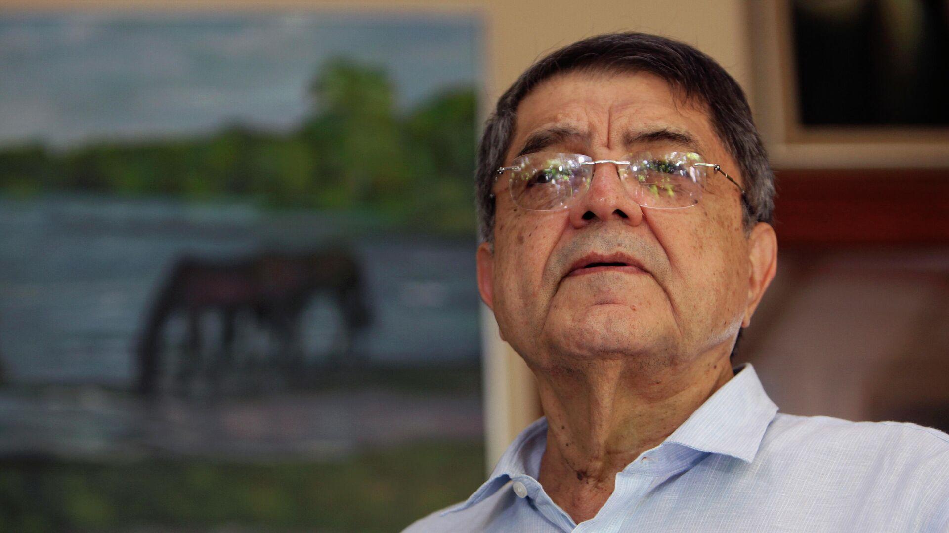 El escritor y exvicepresidente nicaragüense Sergio Ramírez - Sputnik Mundo, 1920, 13.09.2021