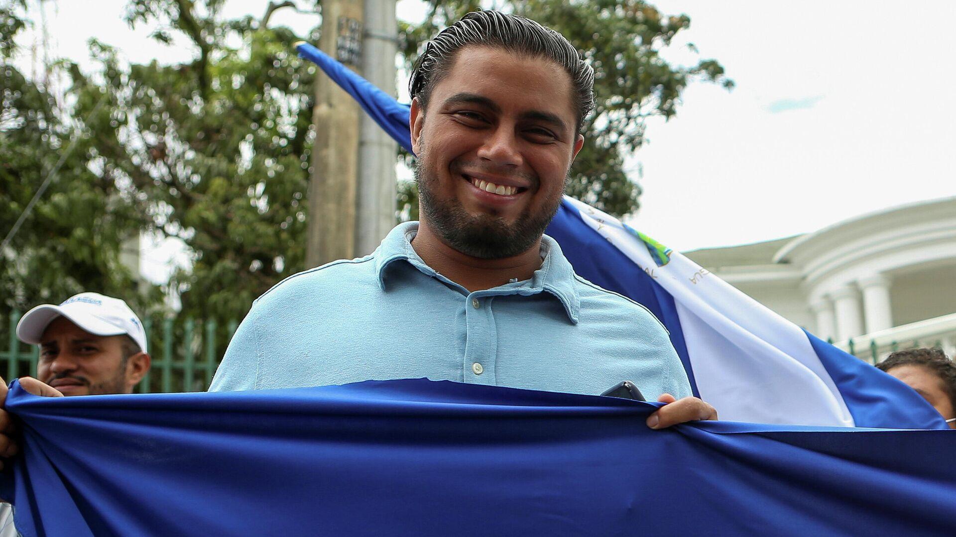 Joao Maldonado, activista nicaragüense - Sputnik Mundo, 1920, 13.09.2021