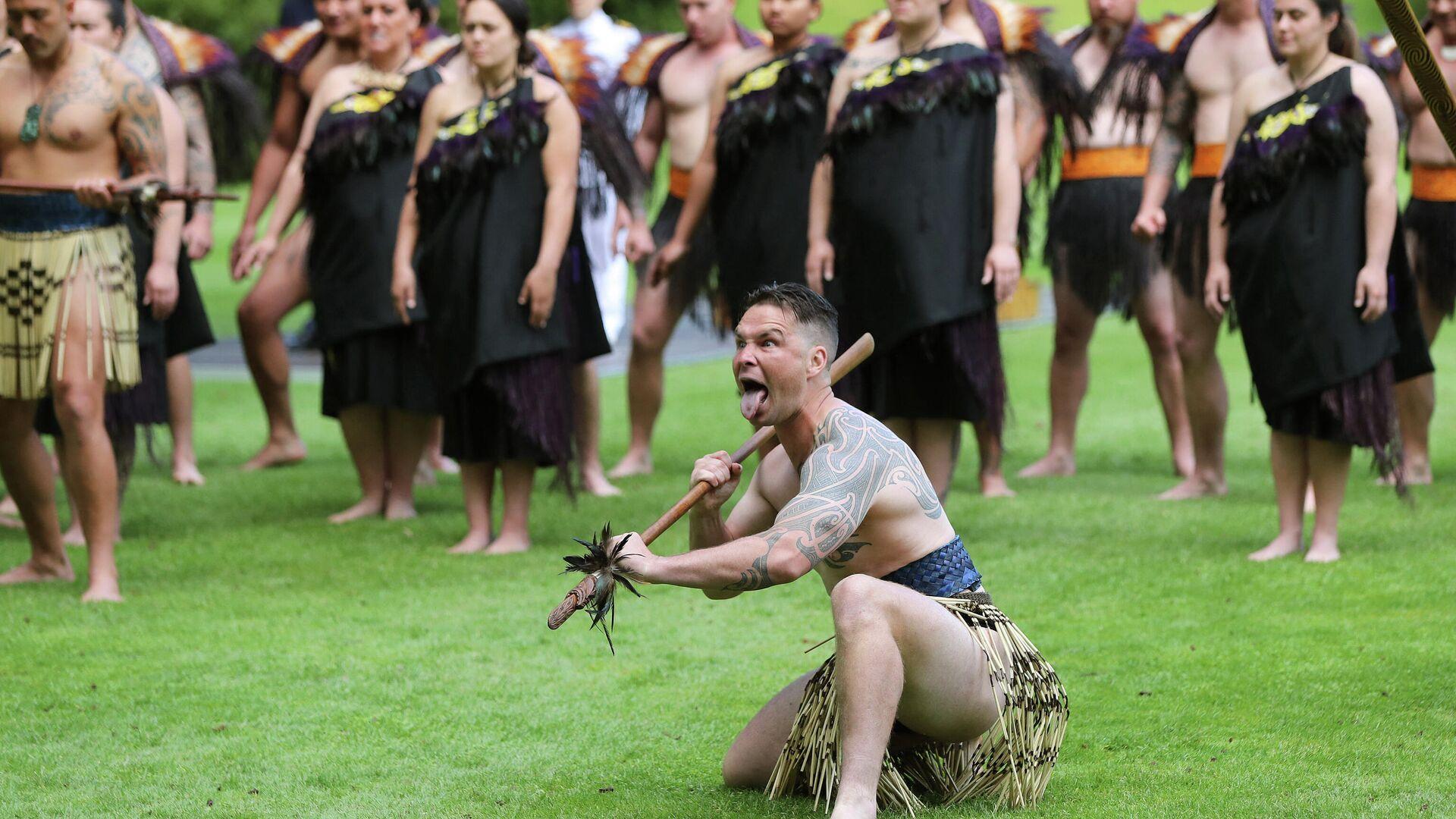 El pueblo maorí  - Sputnik Mundo, 1920, 14.09.2021