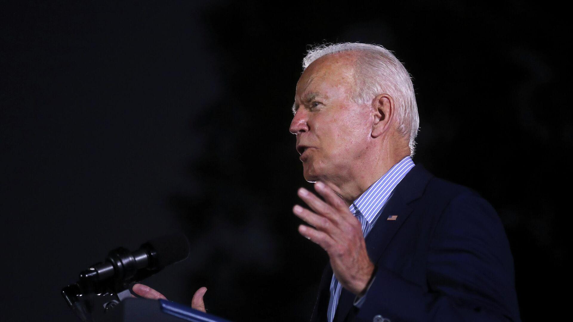 Joe Biden, presidente de EEUU - Sputnik Mundo, 1920, 14.09.2021