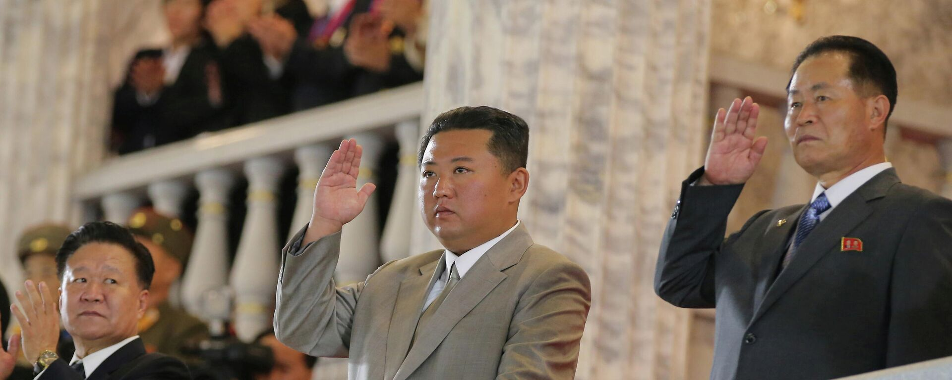 Kim Jong-un, líder de Corea del Norte - Sputnik Mundo, 1920, 14.09.2021