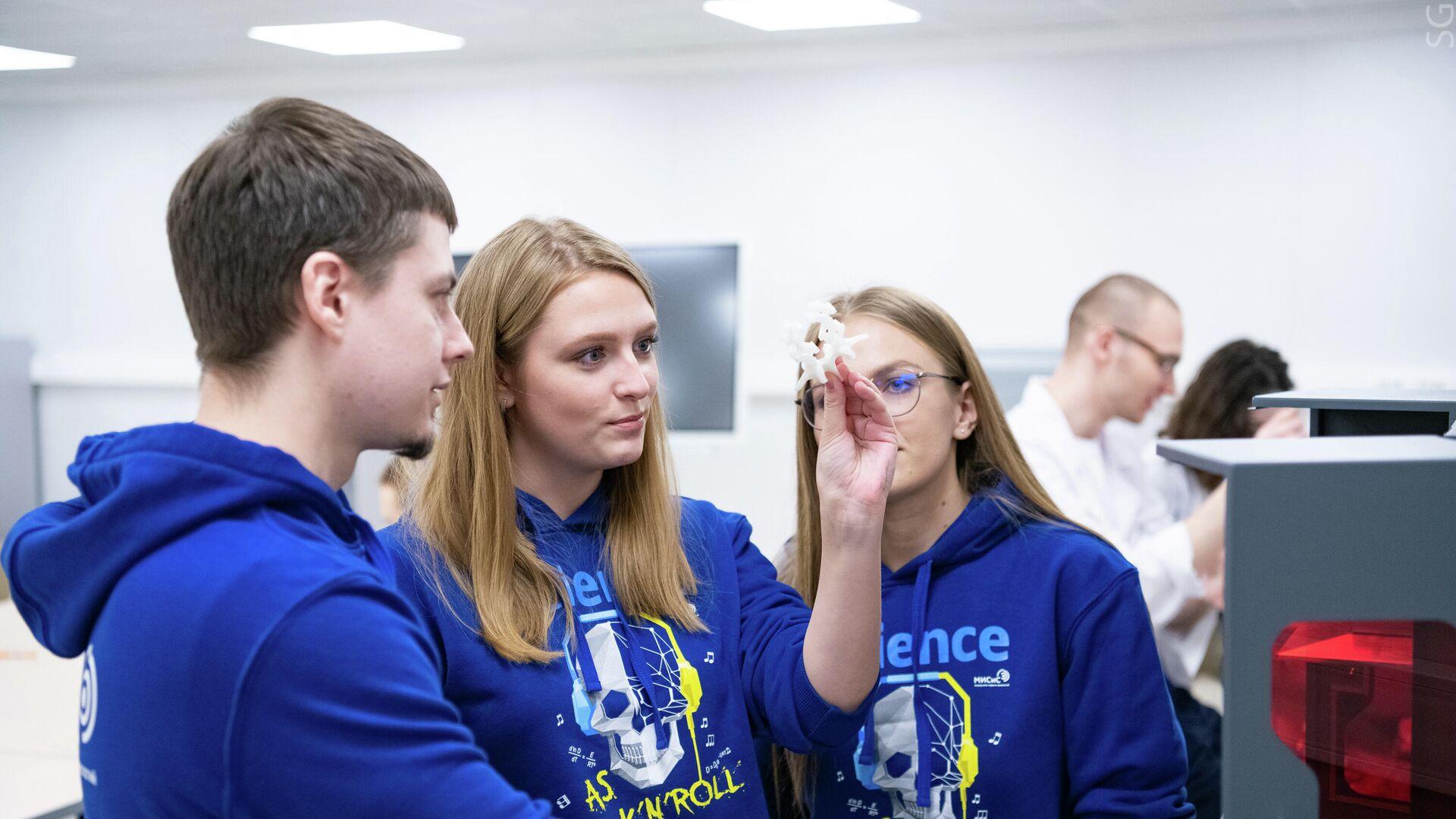 Científicos rusos mejoran la tecnología de colocación automática de implantes  - Sputnik Mundo, 1920, 14.09.2021
