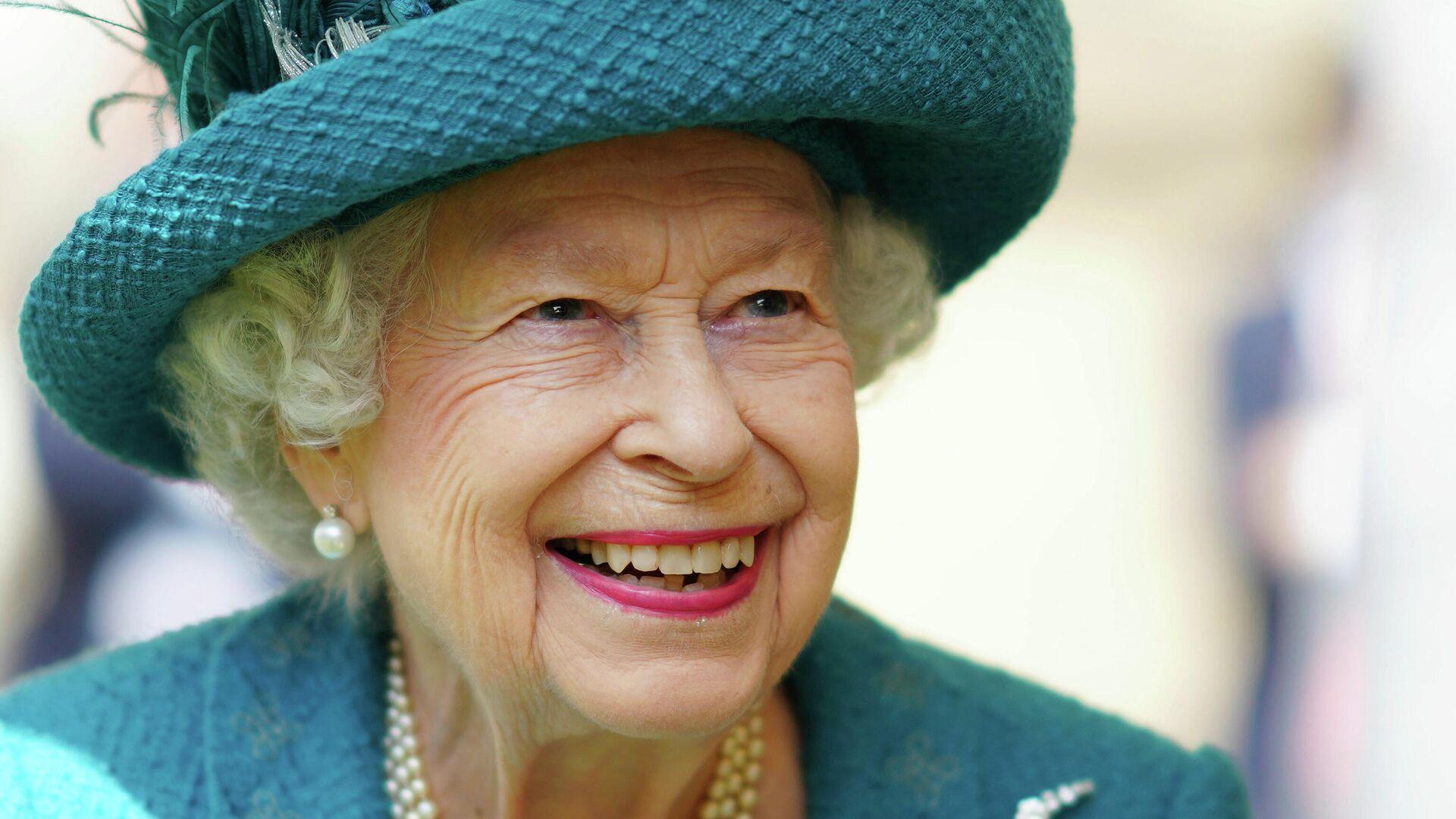 La reina británica Isabel II - Sputnik Mundo, 1920, 14.09.2021