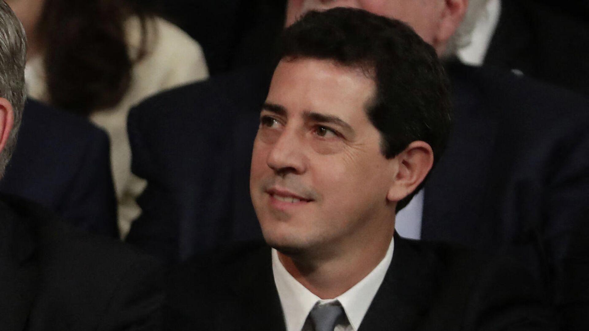 El ministro de Interior de Argentina, Wado de Pedro - Sputnik Mundo, 1920, 15.09.2021