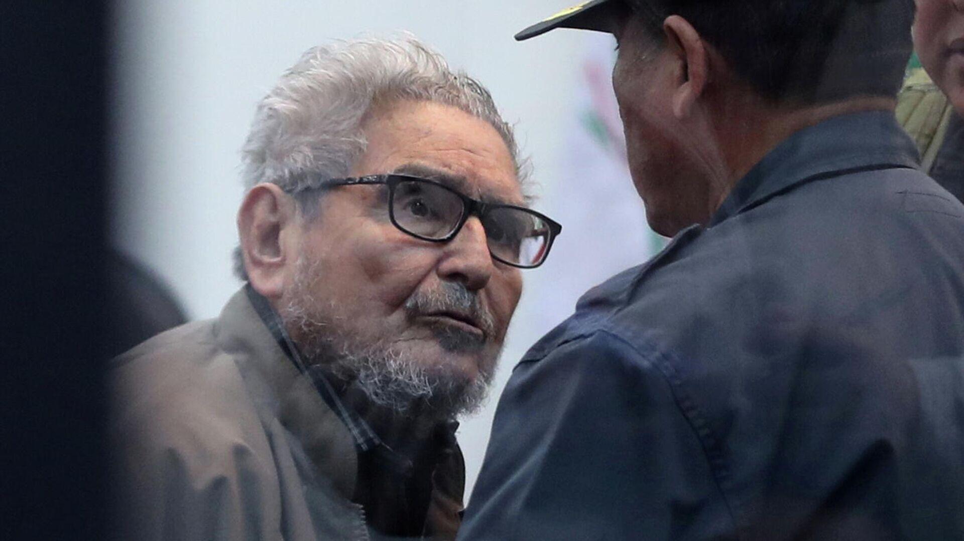Abimael Guzmán, líder de la agrupación terrorista Sendero Luminoso - Sputnik Mundo, 1920, 15.09.2021