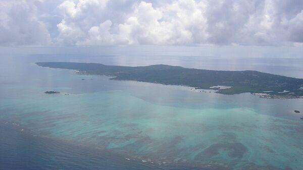 Panorámica de Isla de San Andres - Sputnik Mundo