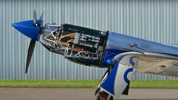 Rolls-Royce Spirit of Innovation - Sputnik Mundo