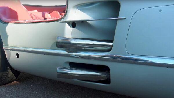 Mercedes-Benz 300 SLR Coupé - Sputnik Mondo