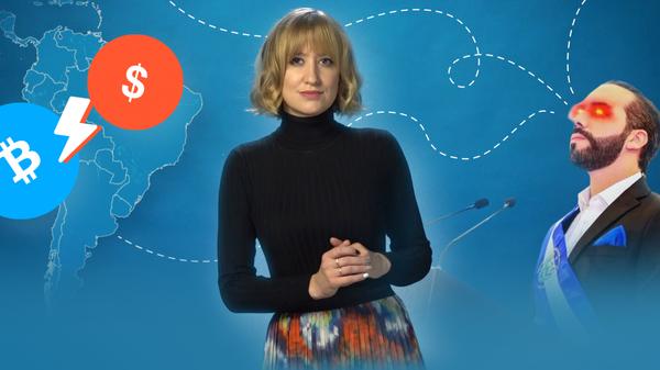 Masha te cuenta sobre el bitcóin en el Salvador y América Latina - Sputnik Mundo
