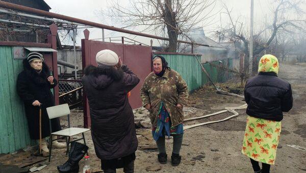 Kiev no pagará las pensiones a los jubilados de Donbás hasta la primavera de 2015 (Archivo) - Sputnik Mundo
