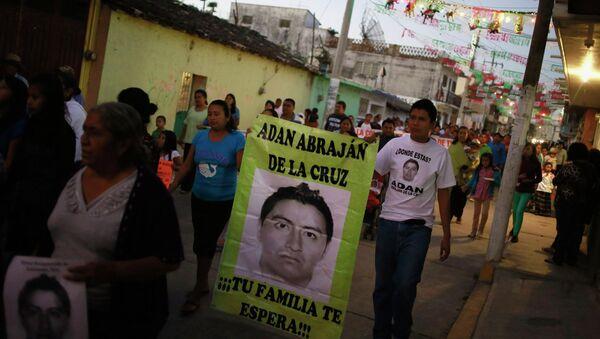Alcalde detenido en el marco de la investigación de la masacre estudiantil en México - Sputnik Mundo