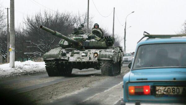 El Grupo de Contacto para Ucrania se reunirá en Minsk el 24 y el 26 de diciembre - Sputnik Mundo