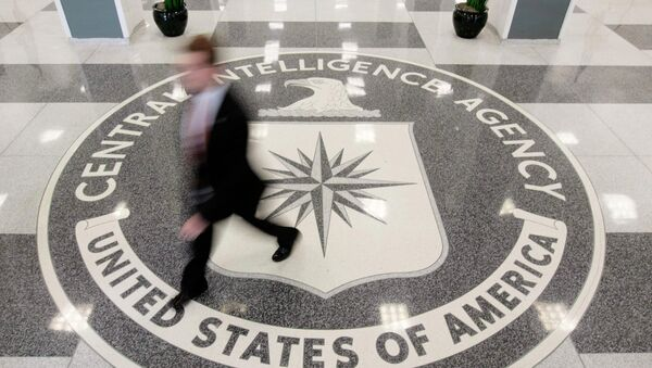 The lobby of the CIA Headquarters building in McLean, Virginia, is shown in this August 14, 2008 file photo. - Sputnik Mundo