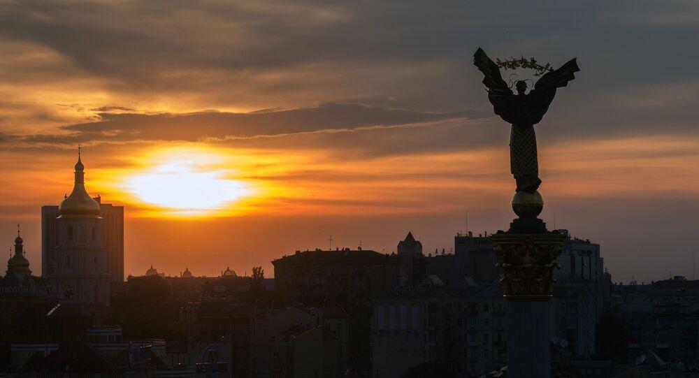 Kiev, capital de Ucrania