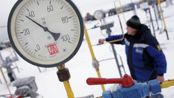 Suministros de gas - Sputnik Mundo