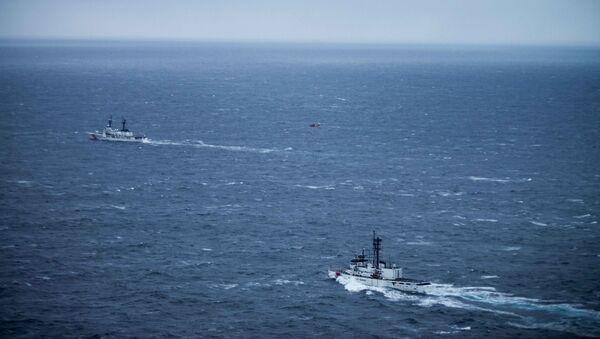 Corea del Sur agradece a Rusia su ayuda en la búsqueda de los tripulantes del Oryong 501 - Sputnik Mundo