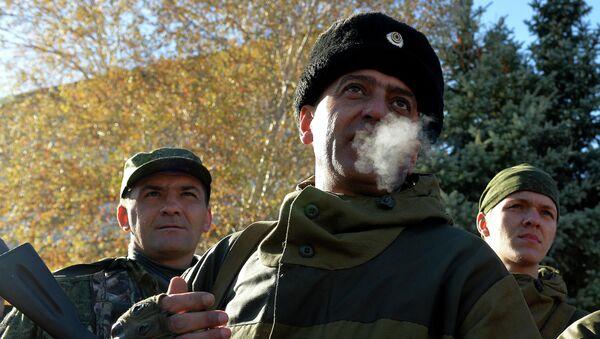 El armisticio se respeta en general en el este de Ucrania - Sputnik Mundo