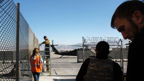 EEUU cierra su última prisión en Afganistán - Sputnik Mundo