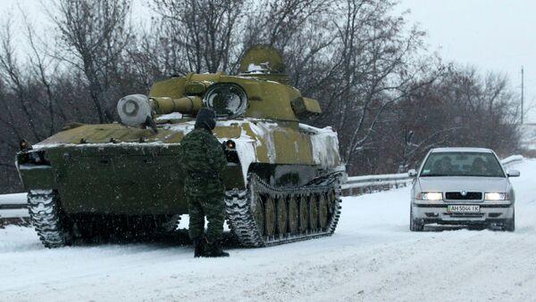 Kiev acusa a las milicias de violar el 'régimen de silencio' - Sputnik Mundo