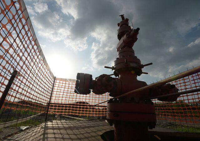 Extracción de gas de esquisto