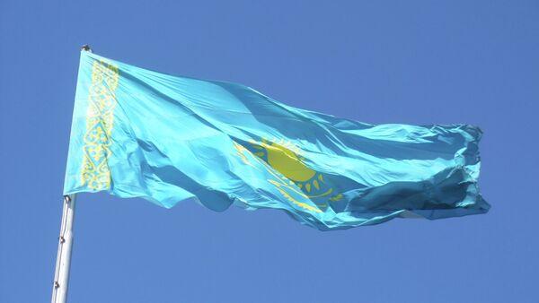Флаг Казахстана - Sputnik Mundo