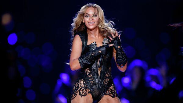 la cantante Beyoncé - Sputnik Mundo