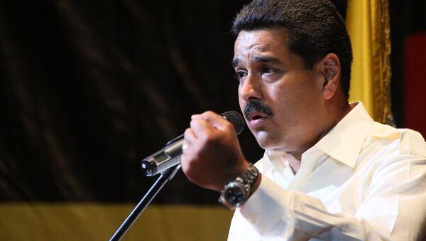 Presidente de Venezuela Nicolás Maduro - Sputnik Mundo