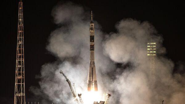 Cohete Soyuz TMA - Sputnik Mundo