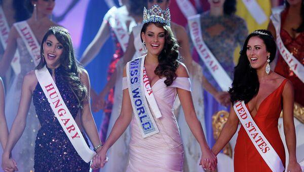 La sudafricana Rolene Strauss gana el certamen de belleza Miss Mundo 2014 - Sputnik Mundo