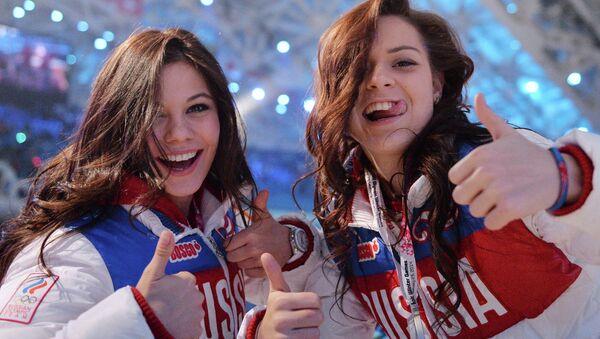 Sochi 2014, en la lista de los mejores eventos deportivos del año - Sputnik Mundo