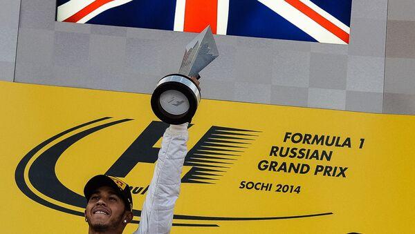 Lewis Hamilton - Sputnik Mundo