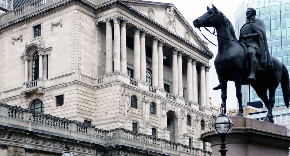 Banco de Inglaterra (archivo)