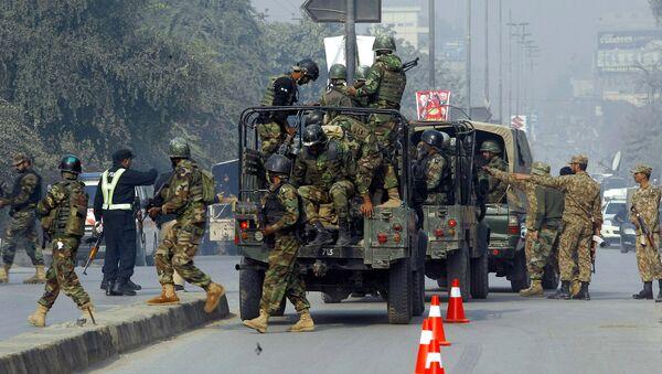 El atentado en Pakistán revela la incapacidad para garantizar la seguridad 16 de diciembre, 2014 - Sputnik Mundo