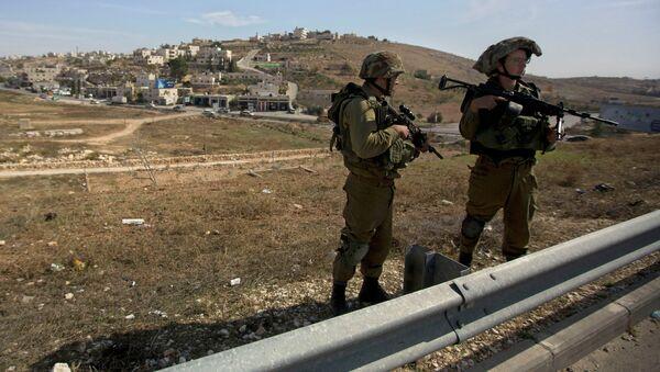 Asentamientos judíos en Palestina - Sputnik Mundo