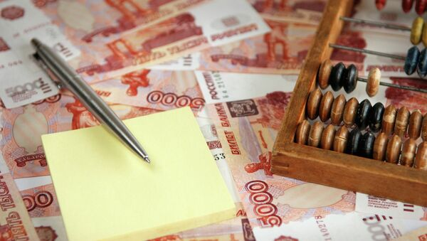 La inflación en Rusia alcanza el 10,4%, superando el pronóstico del Banco Central - Sputnik Mundo