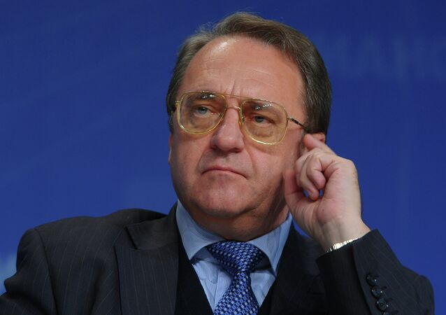 Mijaíl Bogdánov