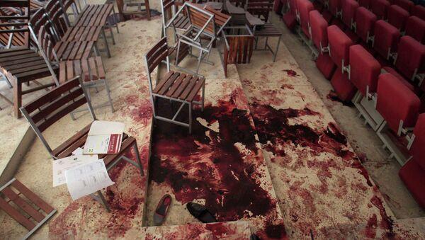 Más de un centenar de estudiantes murieron durante el ataque a una escuela en Pakistán - Sputnik Mundo